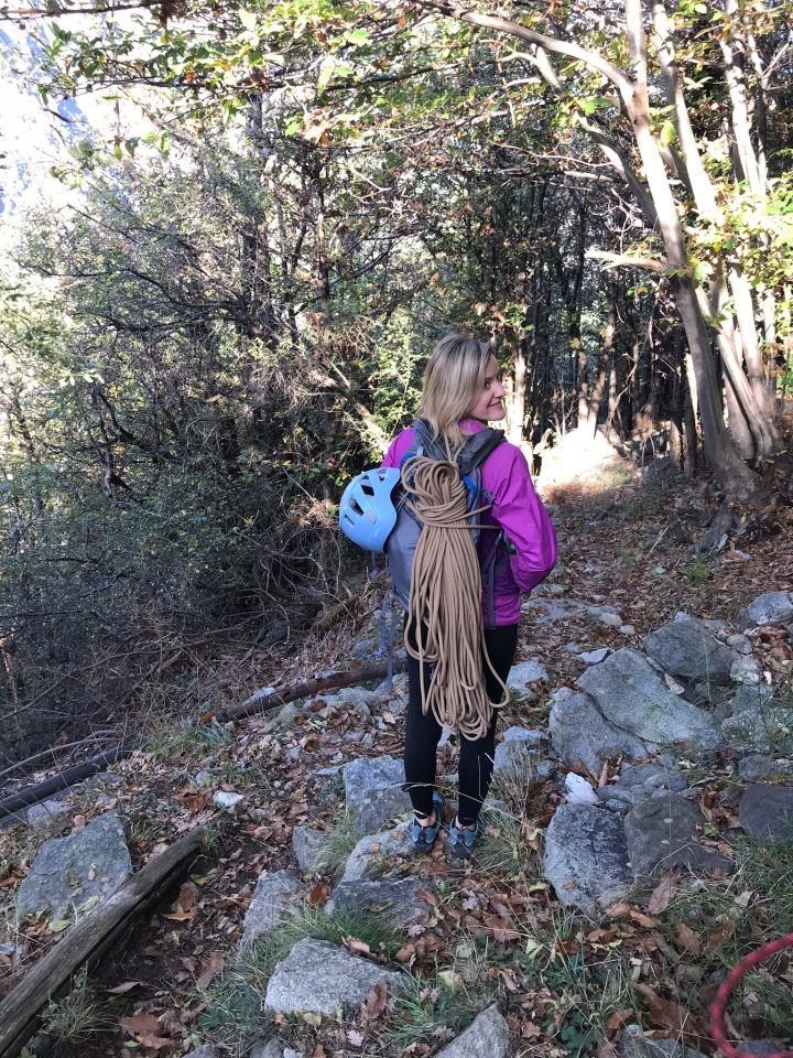 What's In My Backpack: CragClimbing