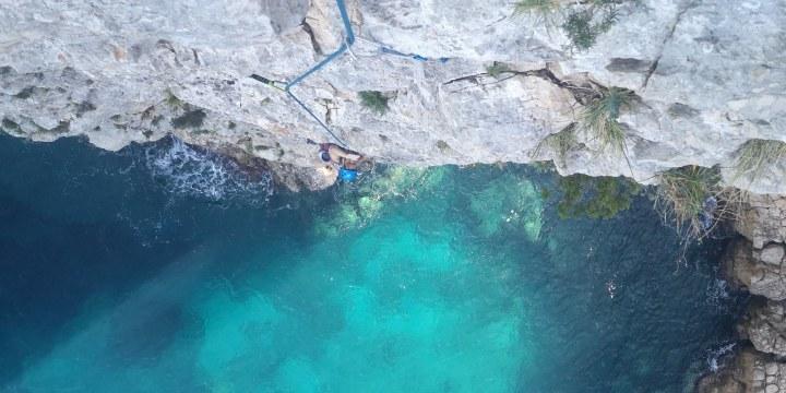 Climbing and Outdoors Weekend inSardinia