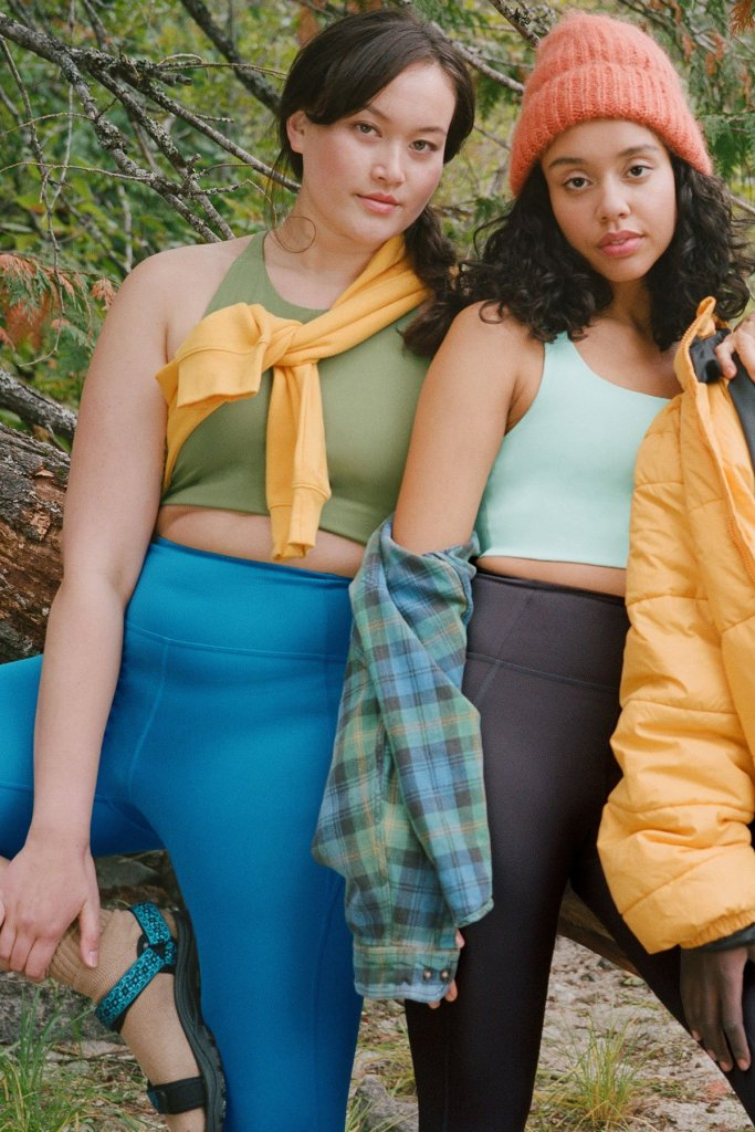 Girlfriend Collective: Stylish Sustainable Outdoors Activewear Brand