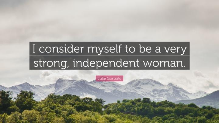 Playlist #7: Strong IndependentWomen