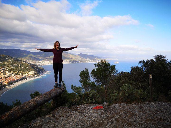 Hiking in Liguria: Sentiero del Pellegrino and la Grotta deiFalsari