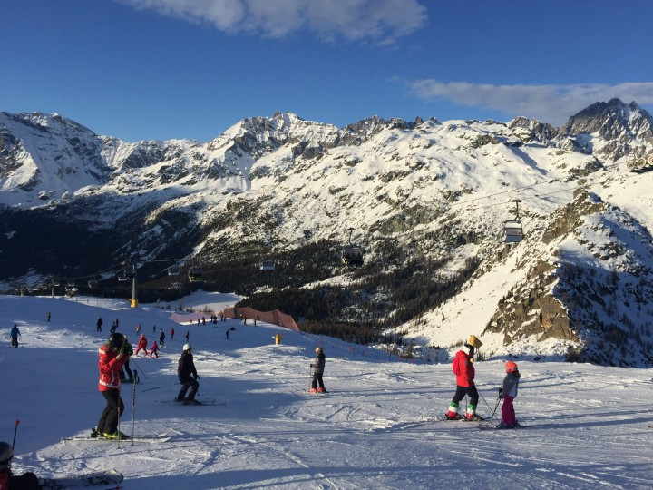 Sustainability and Skiing