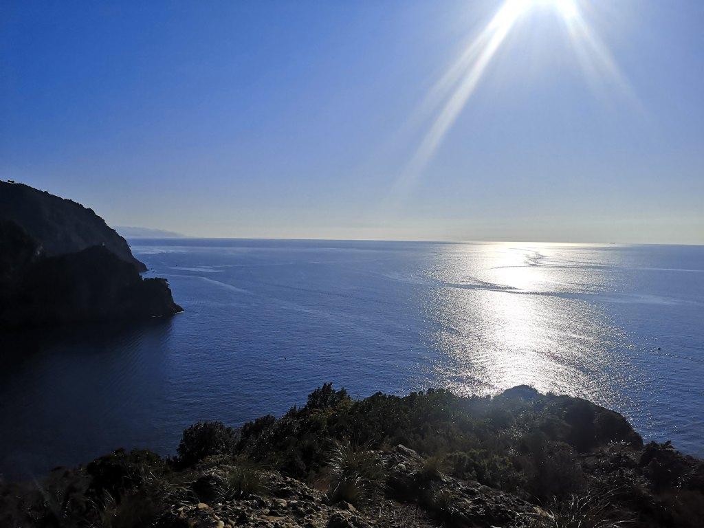 Hiking from Camogli to San Fruttuoso