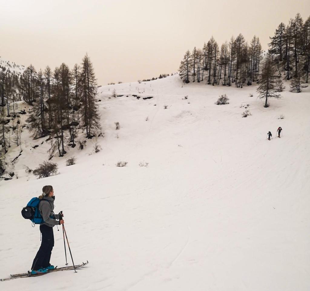 Ski Touring, Monesi, Liguria